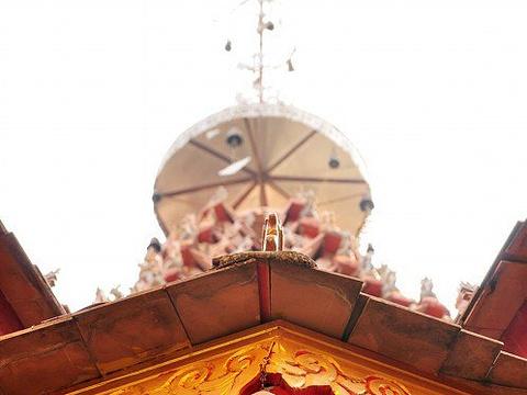曼听佛牙寺旅游景点图片