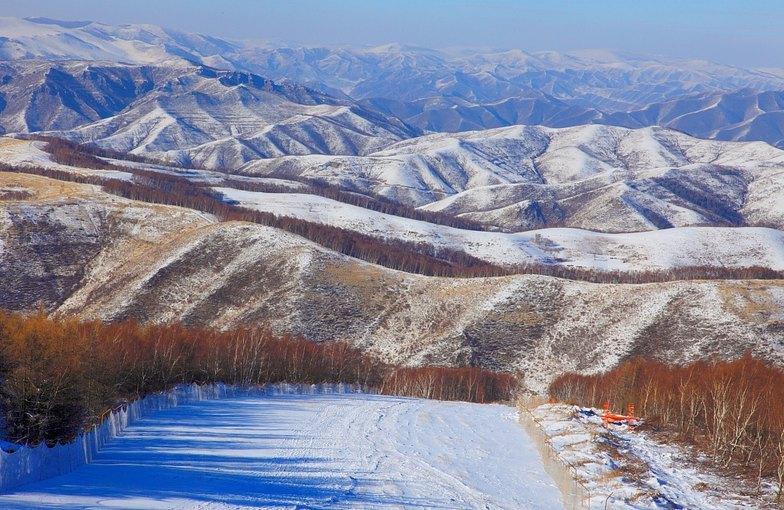 张家口滑雪温泉2日线路