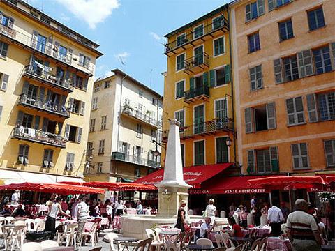 罗塞蒂广场旅游景点图片
