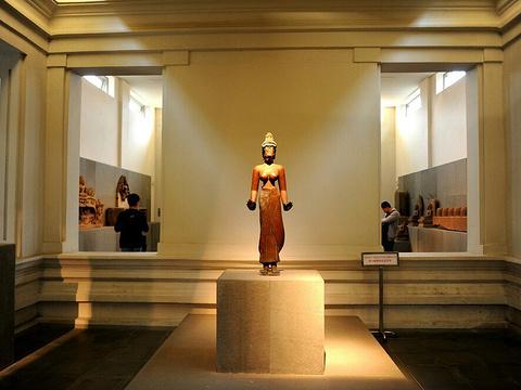 越南国家美术馆旅游景点图片