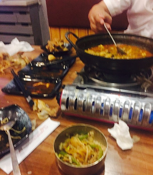 脊骨土豆汤