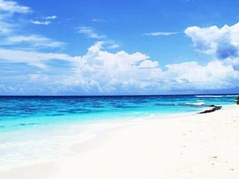 白沙海滩旅游景点图片
