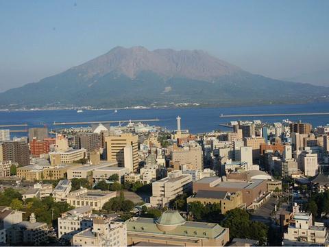城山展望台旅游景点图片