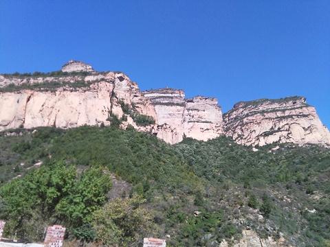 黄崖洞旅游景点图片