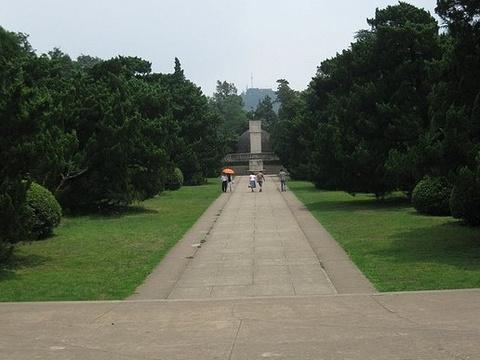 廖仲恺何香凝墓旅游景点图片