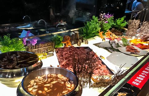 佰烧海鲜烤肉自助(世茂店)