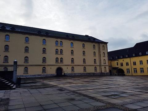 Centre Culturel de Rencontre Abbaye de Neumûnster