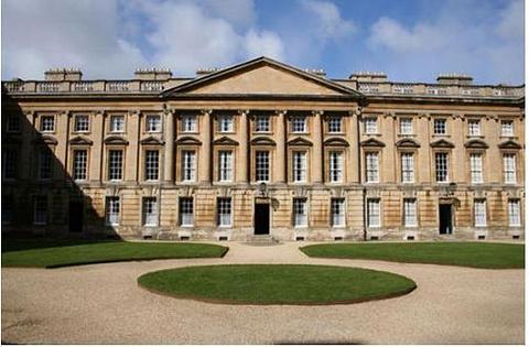 牛津大学布雷齐诺斯学院的图片