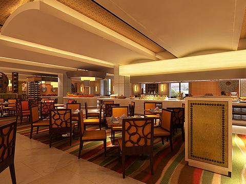 希尔顿金沙滩全日制餐厅(嘉陵江东路店)旅游景点图片
