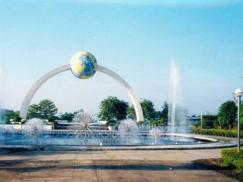 北回归线公园旅游景点图片