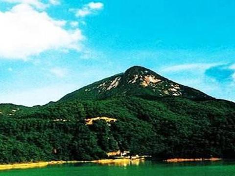 北峰山森林公园旅游景点图片
