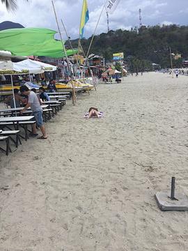加莱拉港白沙滩