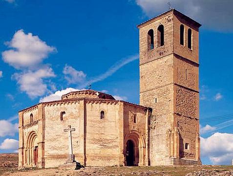 韦拉克鲁斯教堂的图片