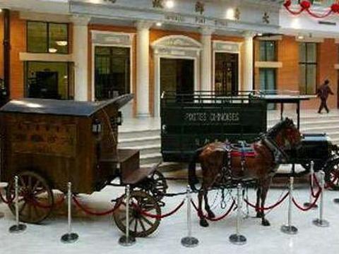 巴斯邮政博物馆旅游景点图片