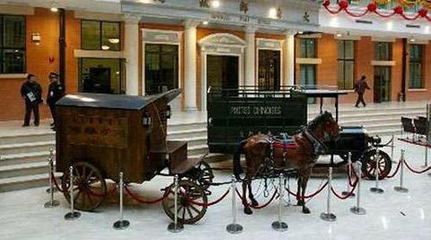 巴斯邮政博物馆的图片