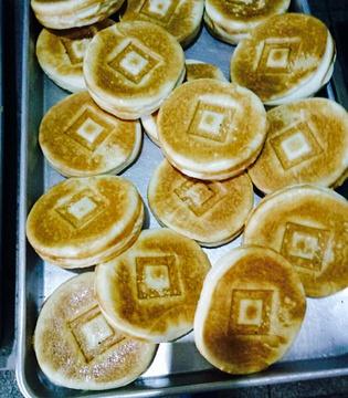 麦香口福饼