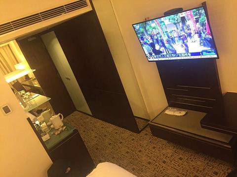 富豪机杨酒店大堂酒廊