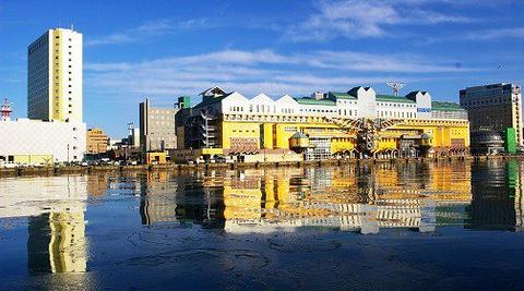 钏路渔人码头MOO