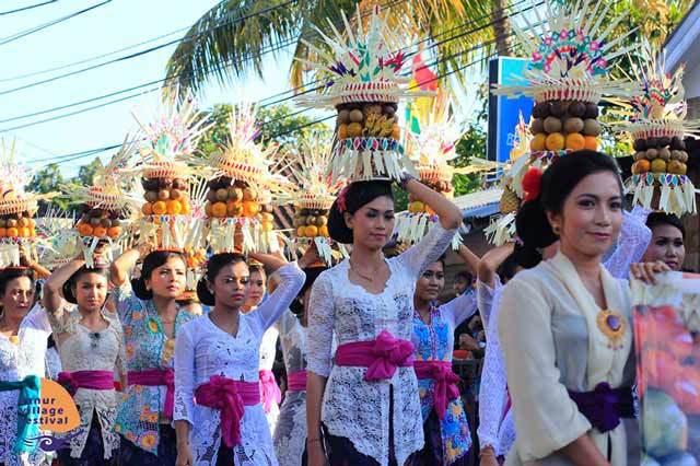 沙努尔节(Sanur Village Festival)