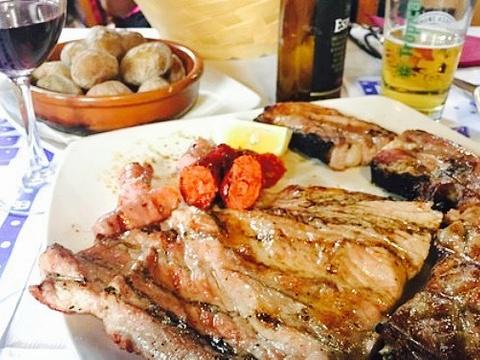 Restaurante Las Goteras旅游景点图片