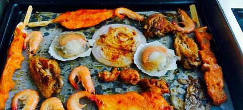 汉釜宫韩式自助烧烤火锅的图片