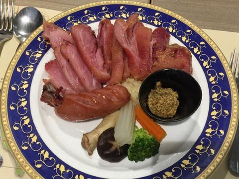 福容大饭店田园餐厅旅游景点图片