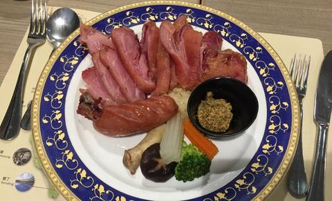 福容大饭店田园餐厅的图片