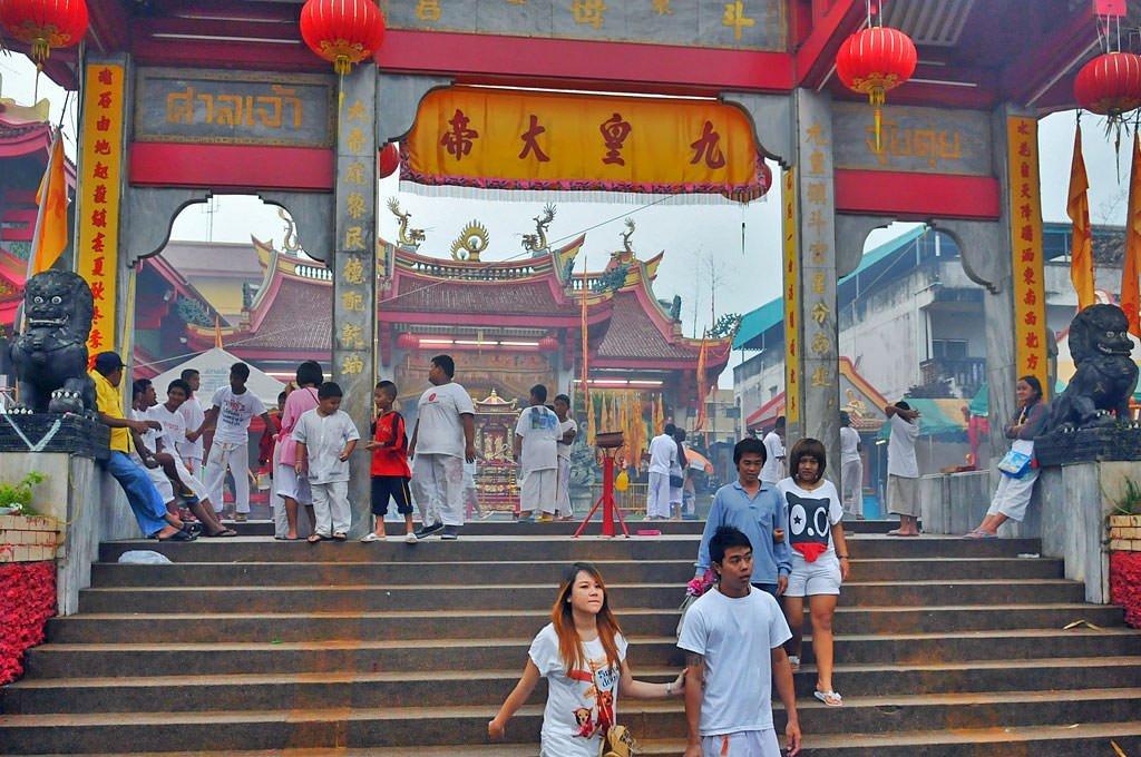 普吉岛春节