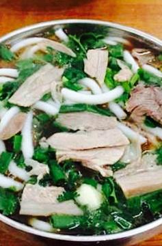 老盐边羊肉米线(刀削面)