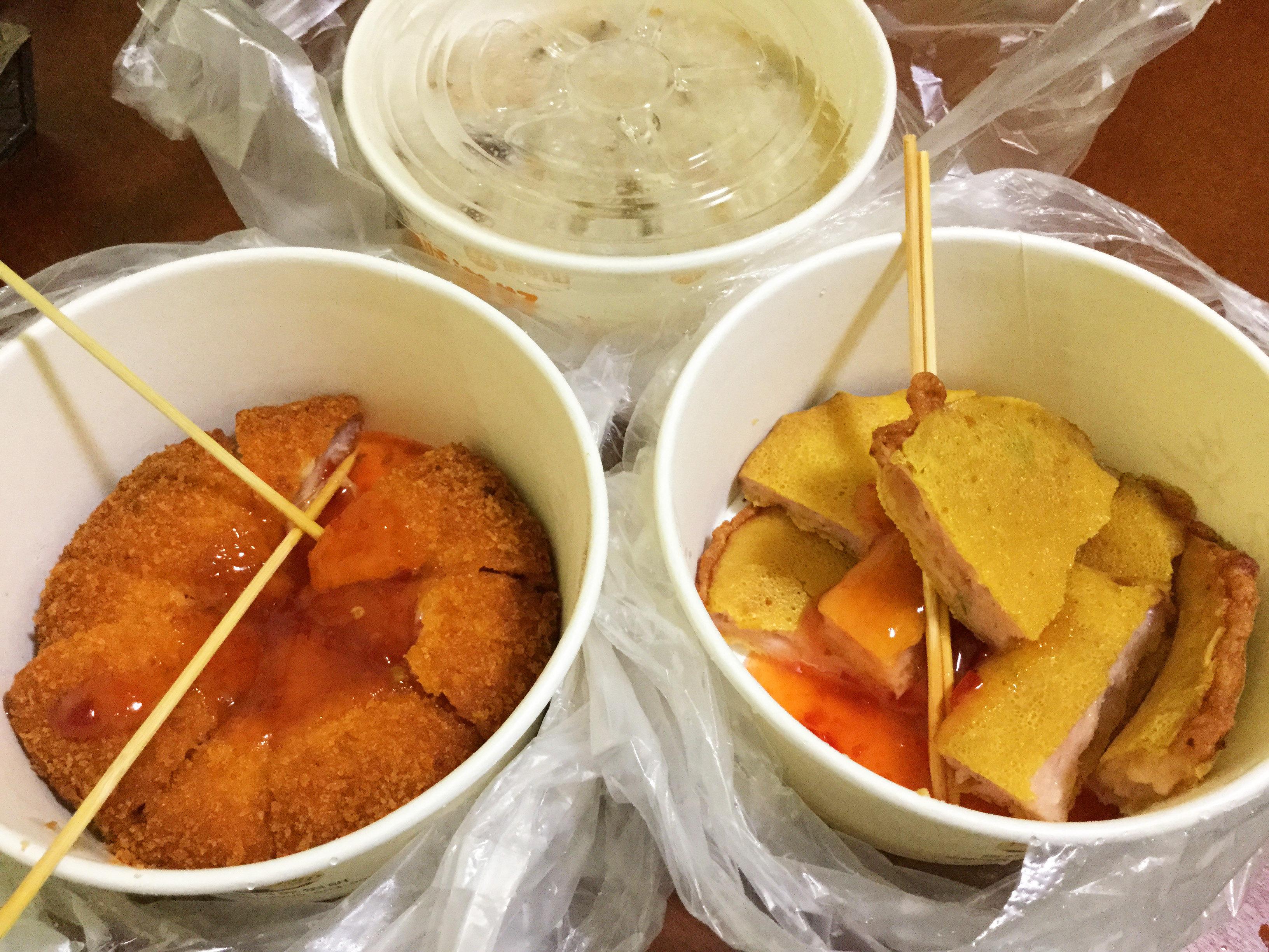宫廷月亮虾饼(中山路太平路口店)