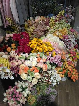 中社花市的图片