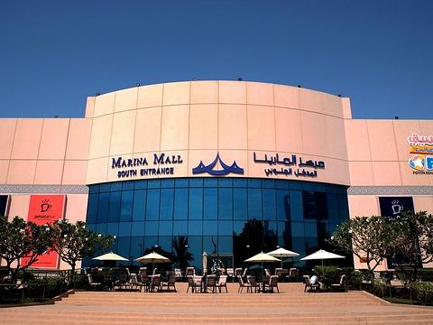 海滨购物中心旅游景点图片