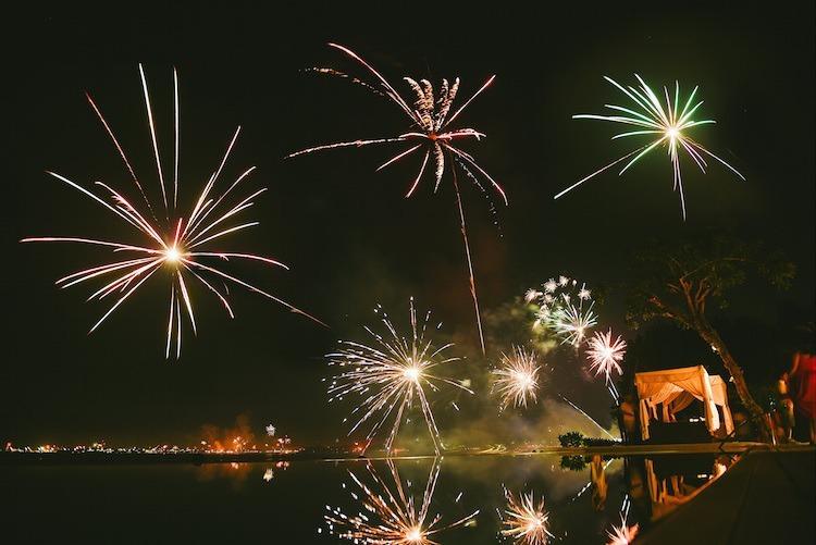 巴厘岛跨年夜