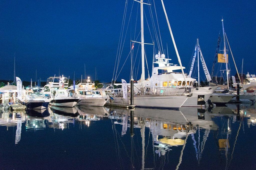 普吉国际游艇展(Phuket International Boat Show)