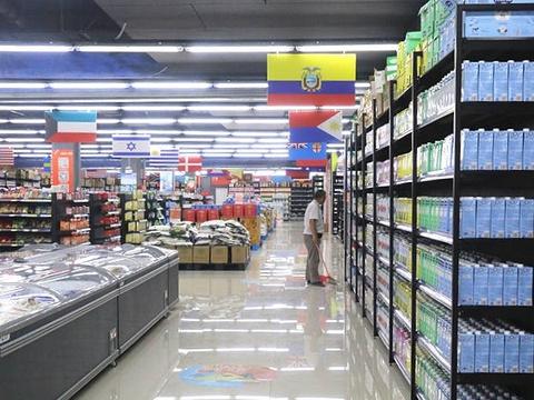 综合保税区进口商品直销中心旅游景点图片