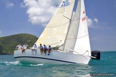 普吉岛攀瓦角酒店帆船赛(Cape Panwa Hotel Phuket Raceweek)