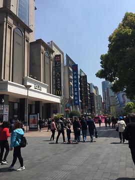 南京东路 步行街 摆渡车