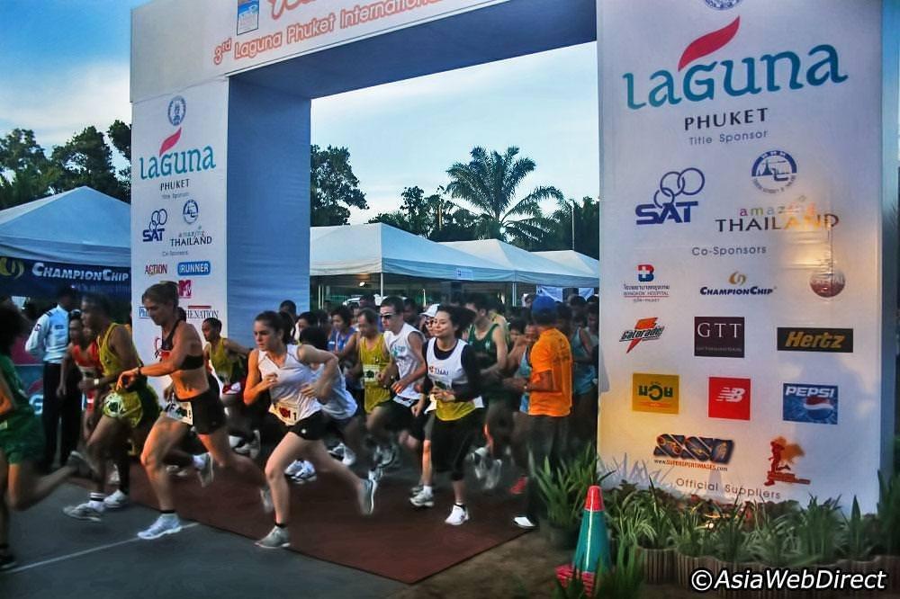 拉古娜普吉岛马拉松(Laguna Phuket Marathon)