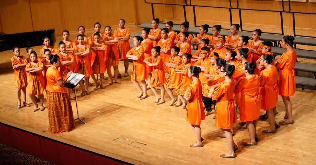 巴厘岛国际合唱节