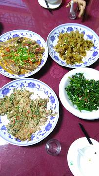 瑶里古镇农家饭