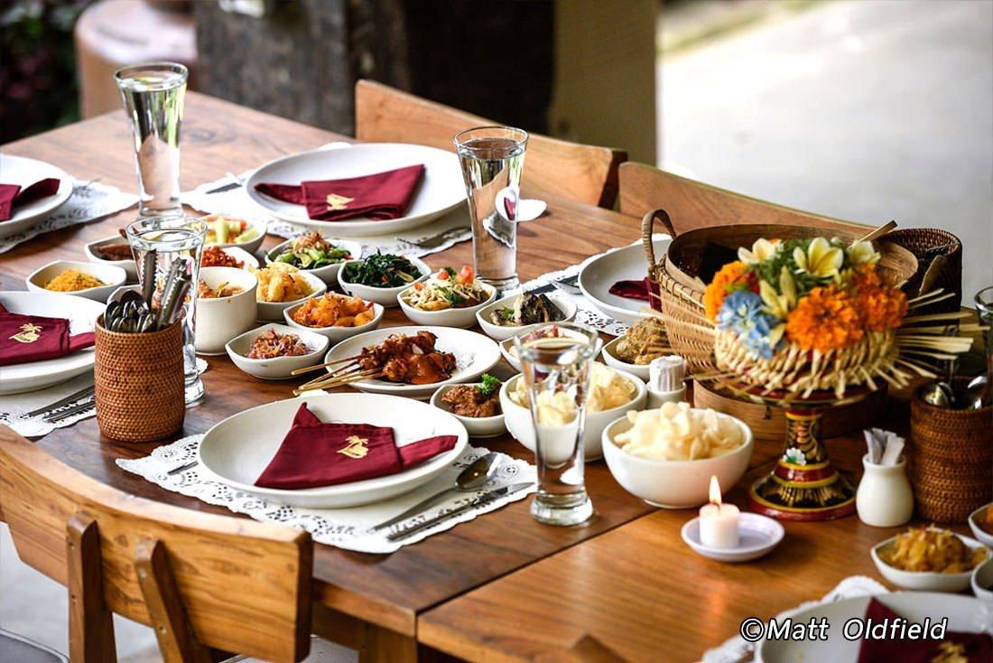 乌布美食节