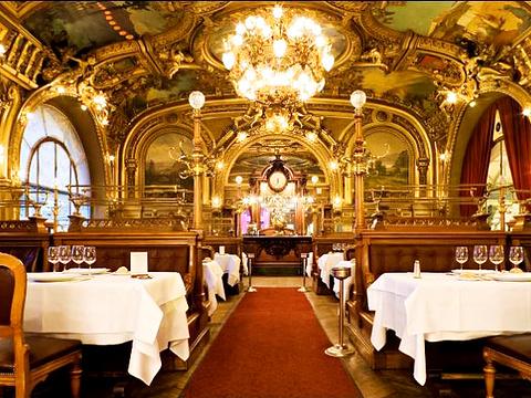蓝色列车餐厅旅游景点图片