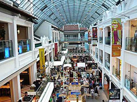 白沙浮商业城旅游景点图片