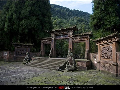 白马泉旅游景点图片