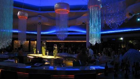 Coast Restaurant at Shangri-La's Rasa Ria Resort