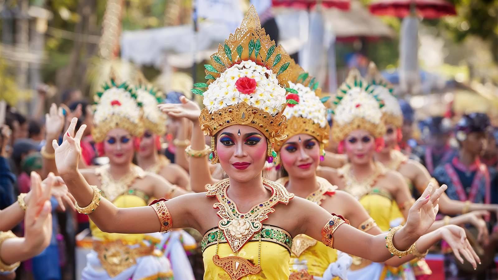 巴厘岛艺术节