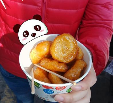 糖油粑粑的图片