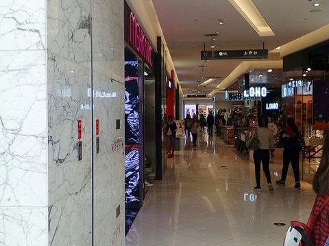 银石广场购物中心旅游景点图片