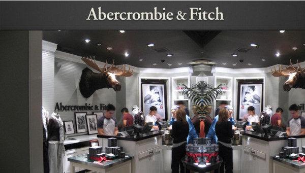 Abercrombie & Fitch(银座店)