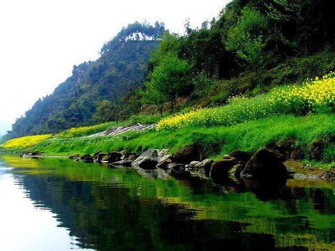 平羌小三峡旅游景点图片